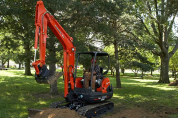 Kubota | K Series | Model KX121-3S for sale at Rippeon Equipment Co., Maryland