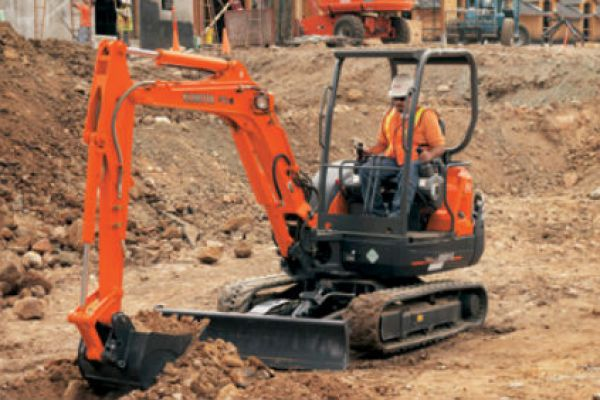 Kubota | K Series | Model KX91-3S2 for sale at Rippeon Equipment Co., Maryland