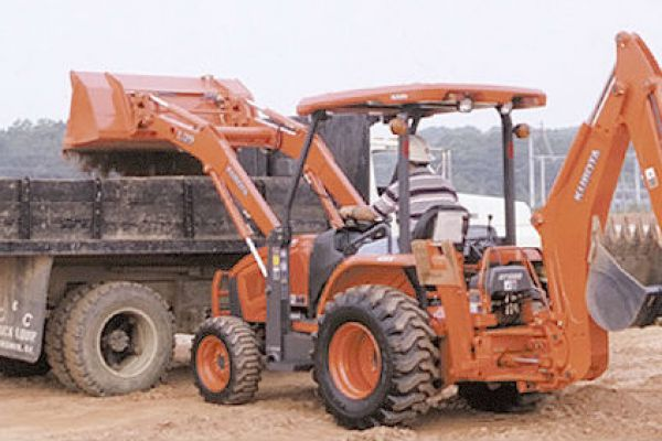 Kubota | TLB Series | Model L39 TLB Version for sale at Rippeon Equipment Co., Maryland