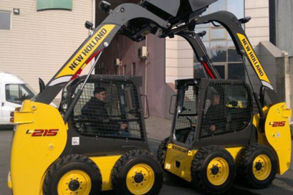 New Holland | Skid Steer Loaders | Model L215 (PRIOR MODEL) for sale at Rippeon Equipment Co., Maryland