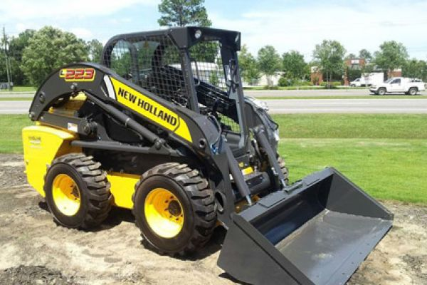 New Holland | Skid Steer Loaders | Model L223 for sale at Rippeon Equipment Co., Maryland