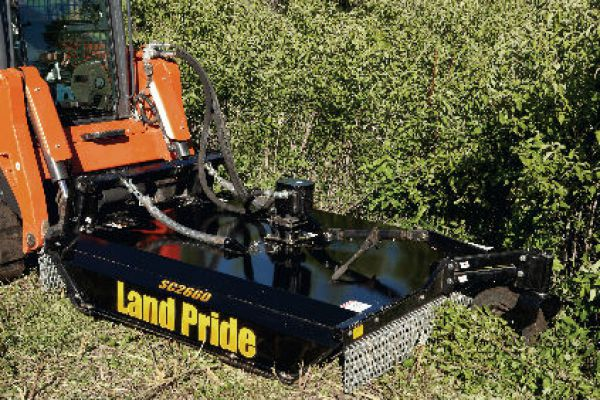 Land Pride | SC26 Series Skid Steer Cutters | Model SC2660 for sale at Rippeon Equipment Co., Maryland