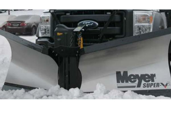 "Snow Plows | Super-V/V2 | Model Super-V2 SS 10' 6"" for sale at Rippeon Equipment Co., Maryland"