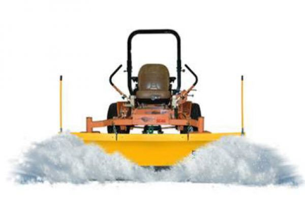 "Snow Plows | ZTR Snow Plow | Model Path Pro 60"" ZTR Kit 29110 for sale at Rippeon Equipment Co., Maryland"