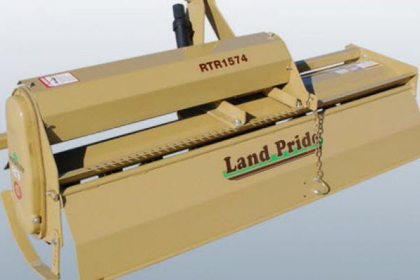 Land Pride | RTR15 Series Rotary Tillers | Model RTR1550 for sale at Rippeon Equipment Co., Maryland