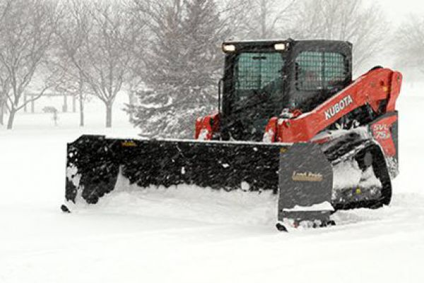 Land Pride | SSP25 Snow Pushers | Model SSP2596 for sale at Rippeon Equipment Co., Maryland