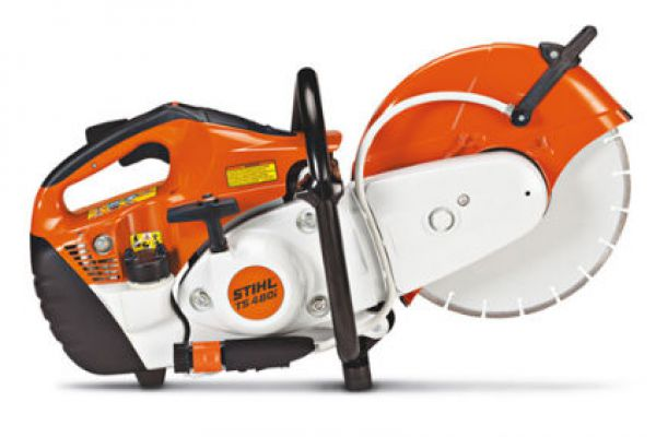 Stihl | Professional Cut-off Machines | Model TS 480i STIHL Cutquik® for sale at Rippeon Equipment Co., Maryland