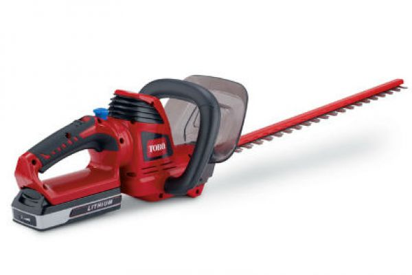 "Toro | Battery Hedge Trimmers | Model 24V Max 24"" Cordless Hedge Trimmer (51496A) for sale at Rippeon Equipment Co., Maryland"