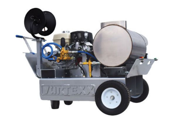 Vortexx Pressure Washers | Hot Water | Model VX60505H for sale at Rippeon Equipment Co., Maryland