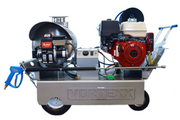 Vortexx Pressure Washers | Hot Water | Model VX70606H for sale at Rippeon Equipment Co., Maryland