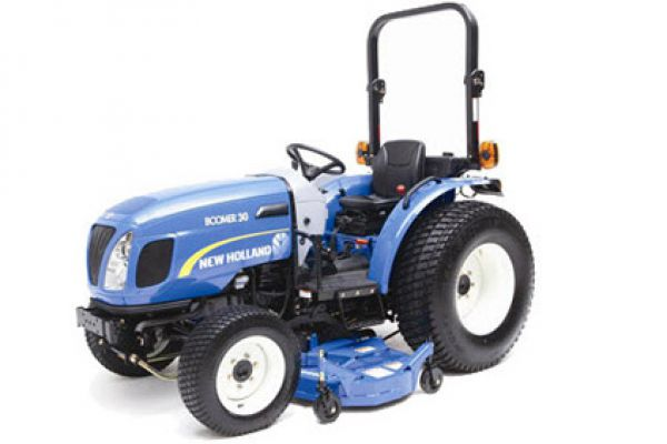 New Holland | Mid-Mount Finish Mowers | Model 230GM-60 Side Discharge (PRIOR MODEL) for sale at Rippeon Equipment Co., Maryland