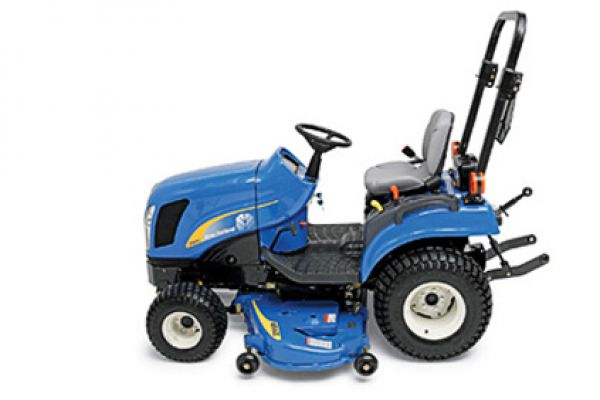 New Holland | Mid-Mount Finish Mowers | Model 914A-72 Side Discharge (PRIOR MODEL) for sale at Rippeon Equipment Co., Maryland
