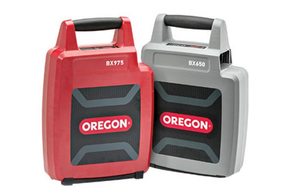 Oregon | Outdoor Power Equipment | Model 120V Lithium-Ion Batteries & Chargers for sale at Rippeon Equipment Co., Maryland