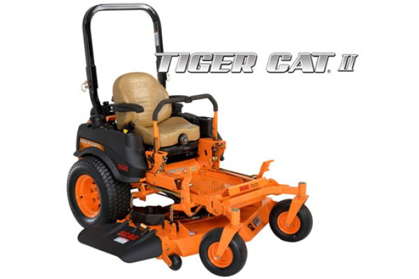 Scag | Tiger Cat II | Model STCII-48V-22FS for sale at Rippeon Equipment Co., Maryland