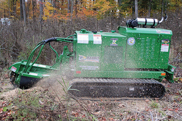 Bandit Industries | 2650 SERIES | Model 2650 - TRACK  STUMP GRINDER for sale at Rippeon Equipment Co., Maryland