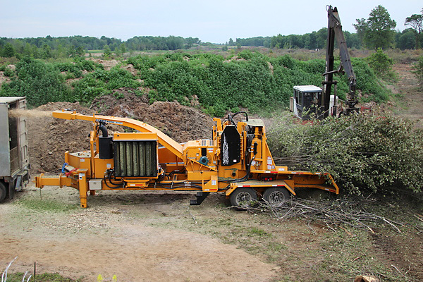 Bandit Industries | 3090 SERIES | Model 3090 - TOWABLE  DRUM STYLE WHOLE TREE CHIPPER for sale at Rippeon Equipment Co., Maryland