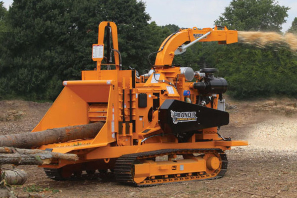 Bandit Industries | Whole Tree Chippers | INTIMIDATOR® 20XP SERIES for sale at Rippeon Equipment Co., Maryland
