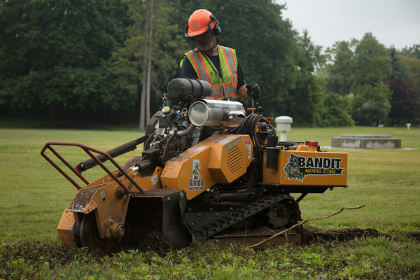 Bandit Industries ZT1844 - STUMP GRINDER for sale at Rippeon Equipment Co., Maryland