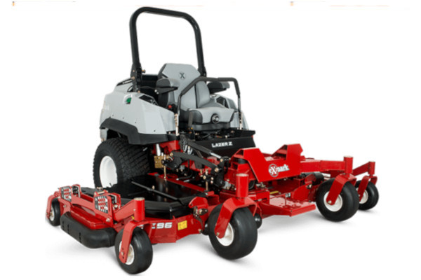 Exmark | Specialty Features | Rear Discharge Mowers for sale at Rippeon Equipment Co., Maryland