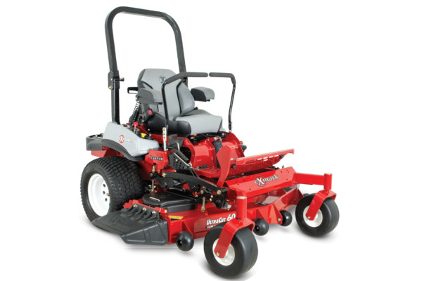 Exmark | Specialty Features | Suspension Platform Mowers for sale at Rippeon Equipment Co., Maryland