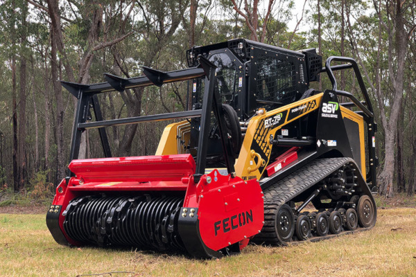 Fecon | Mulching Attachments | Bull Hog for Skid Steers for sale at Rippeon Equipment Co., Maryland