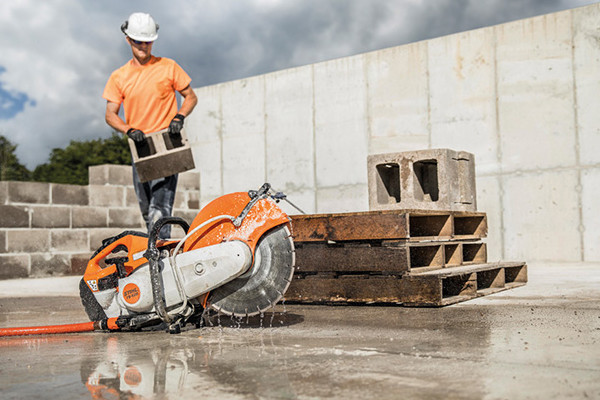 Stihl | Cut-off Machines | Abrasive Wheels for sale at Rippeon Equipment Co., Maryland