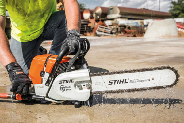 Stihl | Concrete Cutters | Concrete Cutter Accessories for sale at Rippeon Equipment Co., Maryland